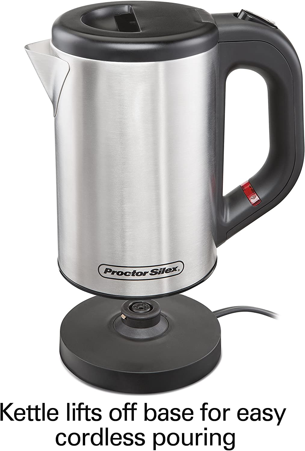 Proctor Silex 1 L. Electric Kettle