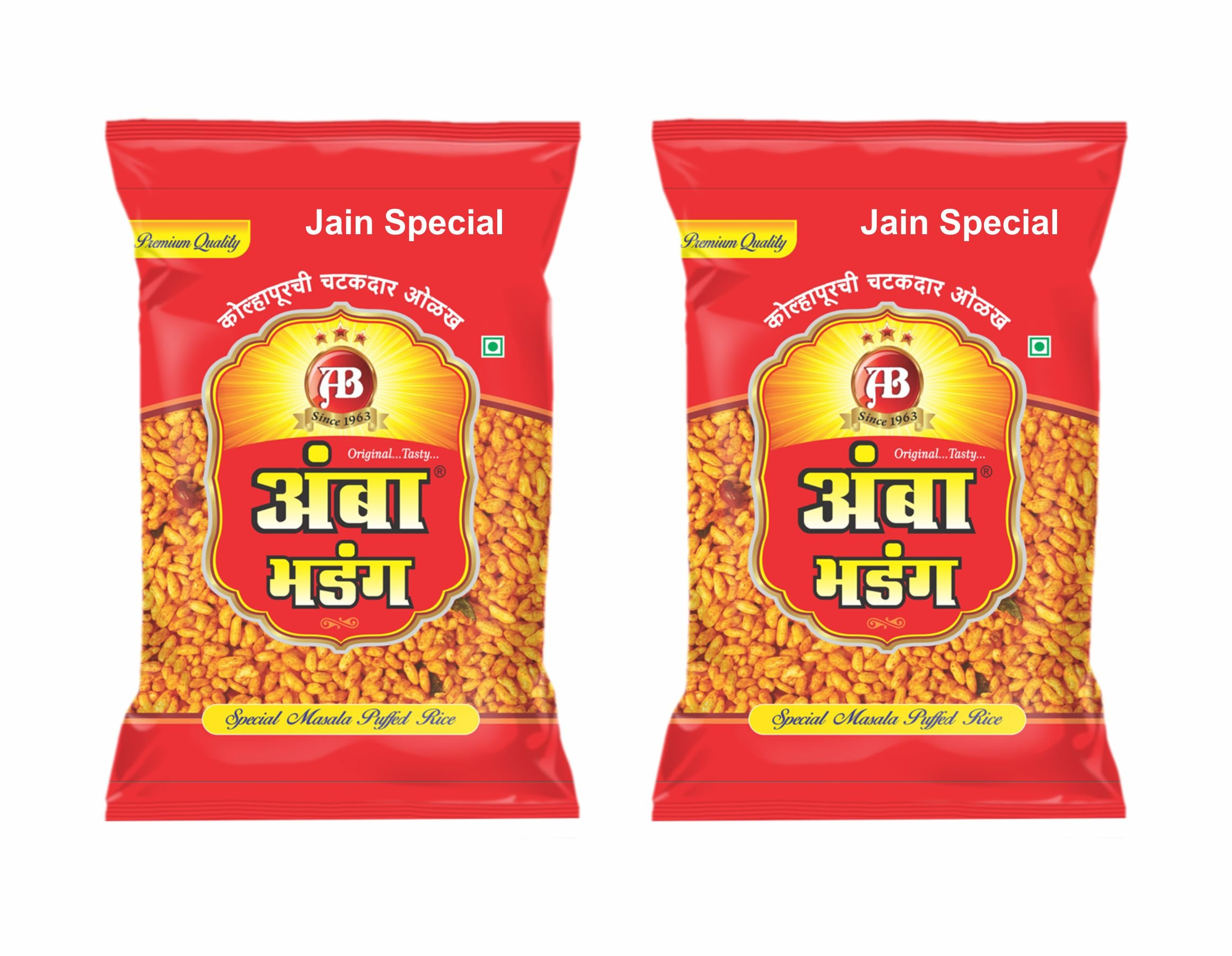 Amba Bhadang Jain Special (Pack of 2)- 500 gm Each (B019GR4WE2) Amazon Price History, Amazon Price Tracker