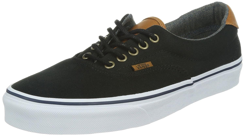Vans U ERA 59 (C L) KHAKI/WAS - zapatilla deportiva de lona unisex, Khaki/Washed, 35 EU (5.5 Erwachsene UK)
