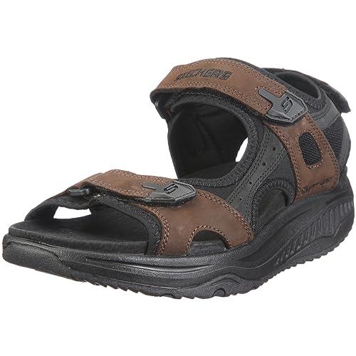Skechers Men's Shape-ups Relaxer Sandal