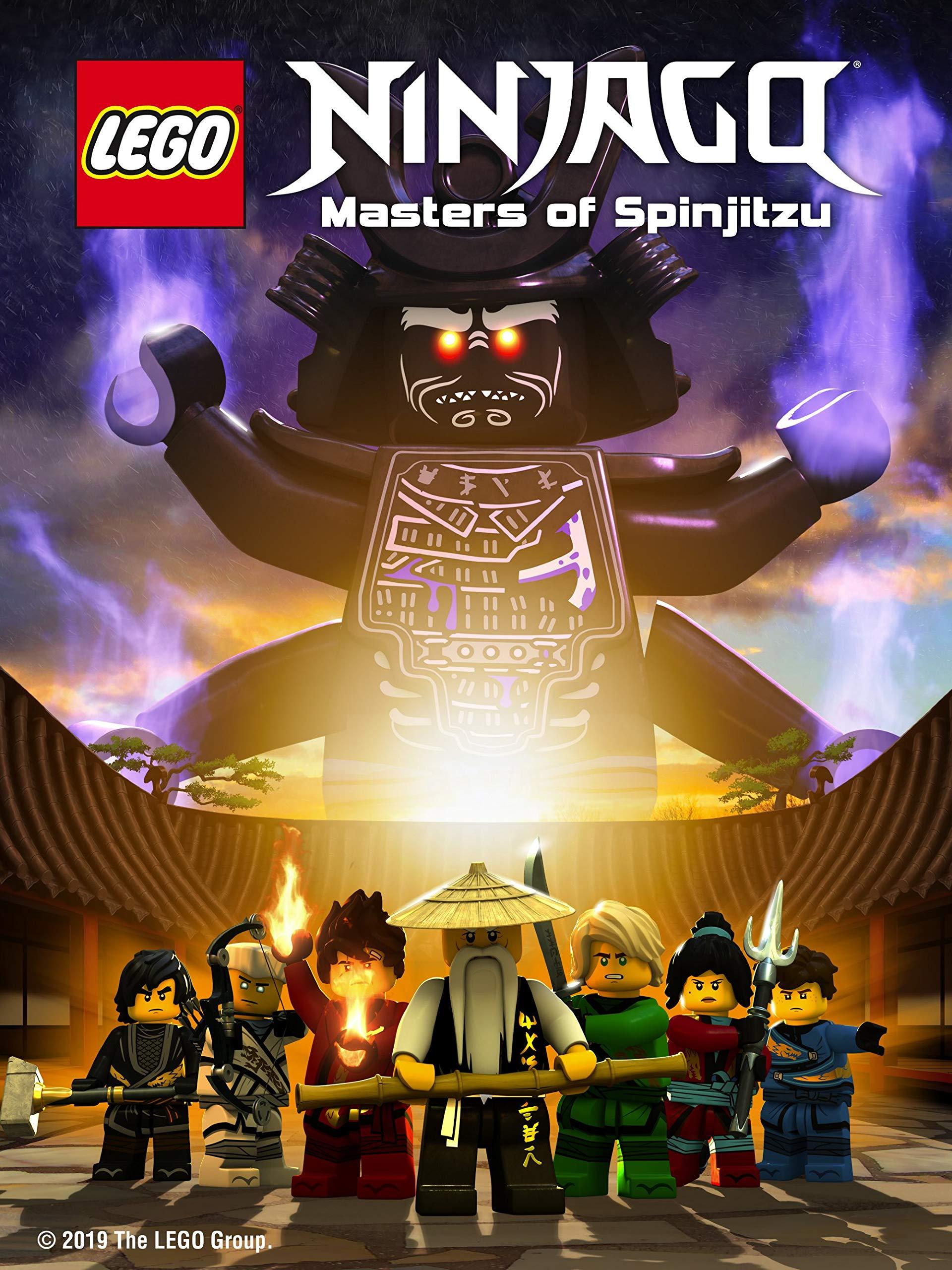 Watch LEGO Ninjago: Masters of Spinjitzu: Season 10 | Prime ...