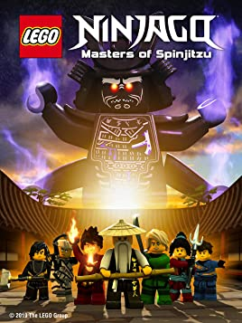 Watch LEGO Ninjago: Masters of Spinjitzu: Season 10 | Prime ...