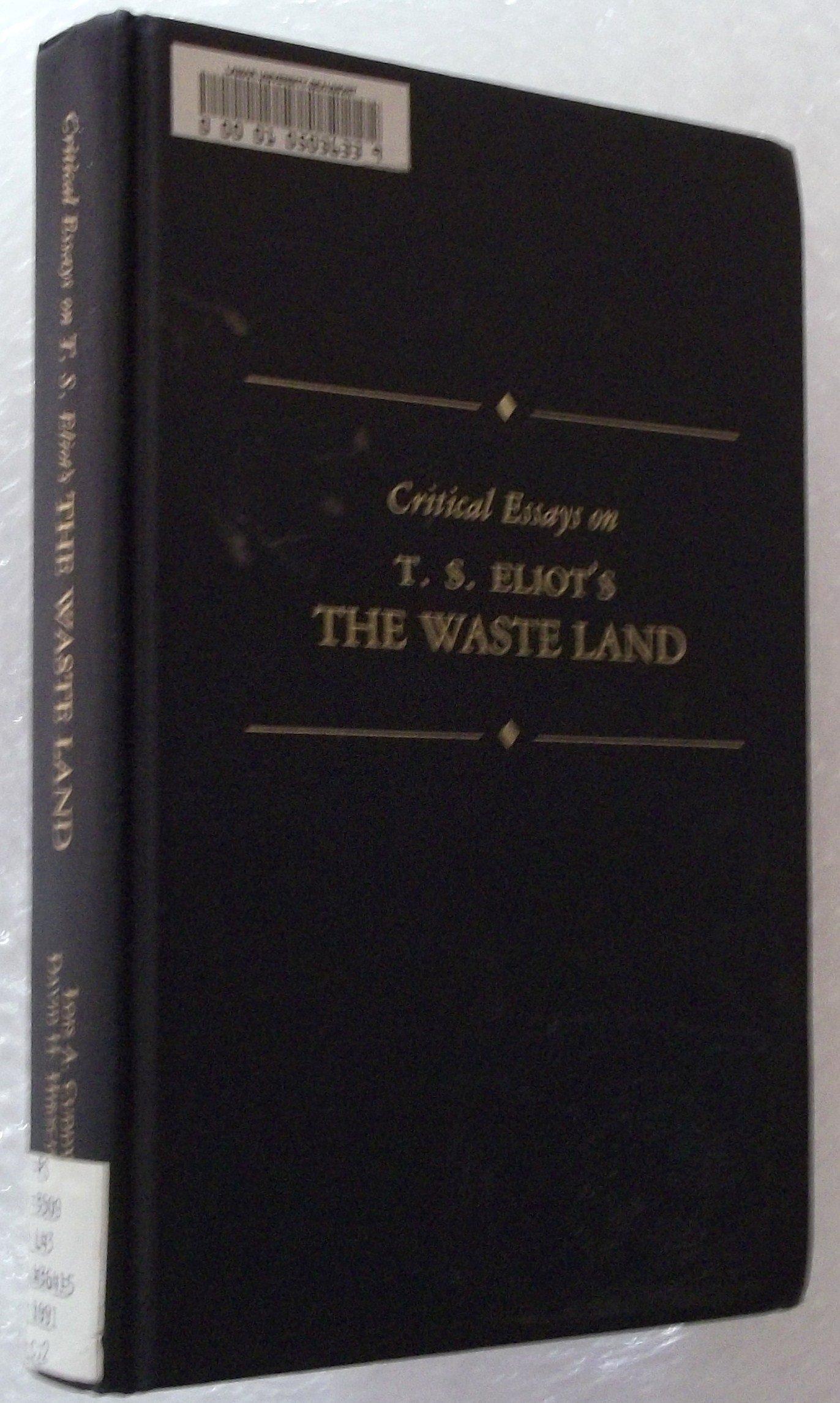 essays on the waste land