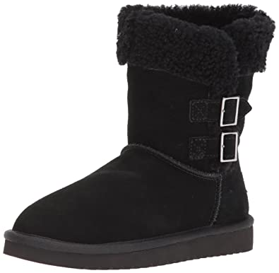 Tiny Low Shaft Women's Boots Black Size 7 M