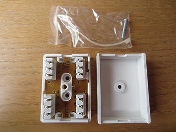 bt77 a 3 Paar Telefon Kabel-Abzweigdose: Amazon.de: Elektronik