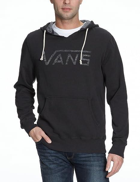 Vans - Sudadera para Hombre, tamaño XL, Color Negro