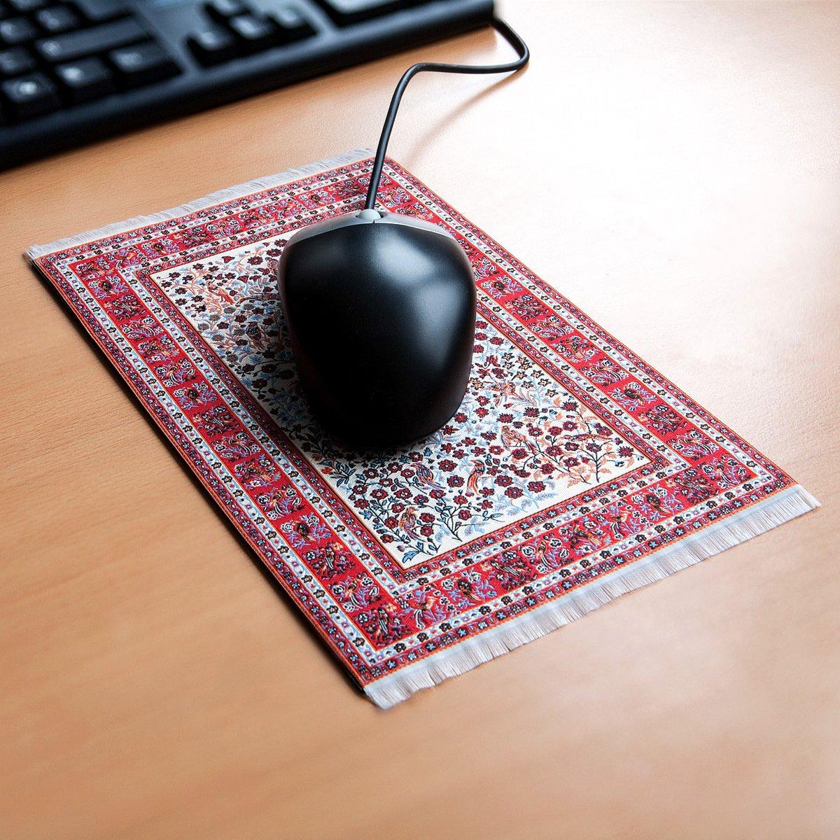 Orient&Ornament Mousepad Orientteppich rot