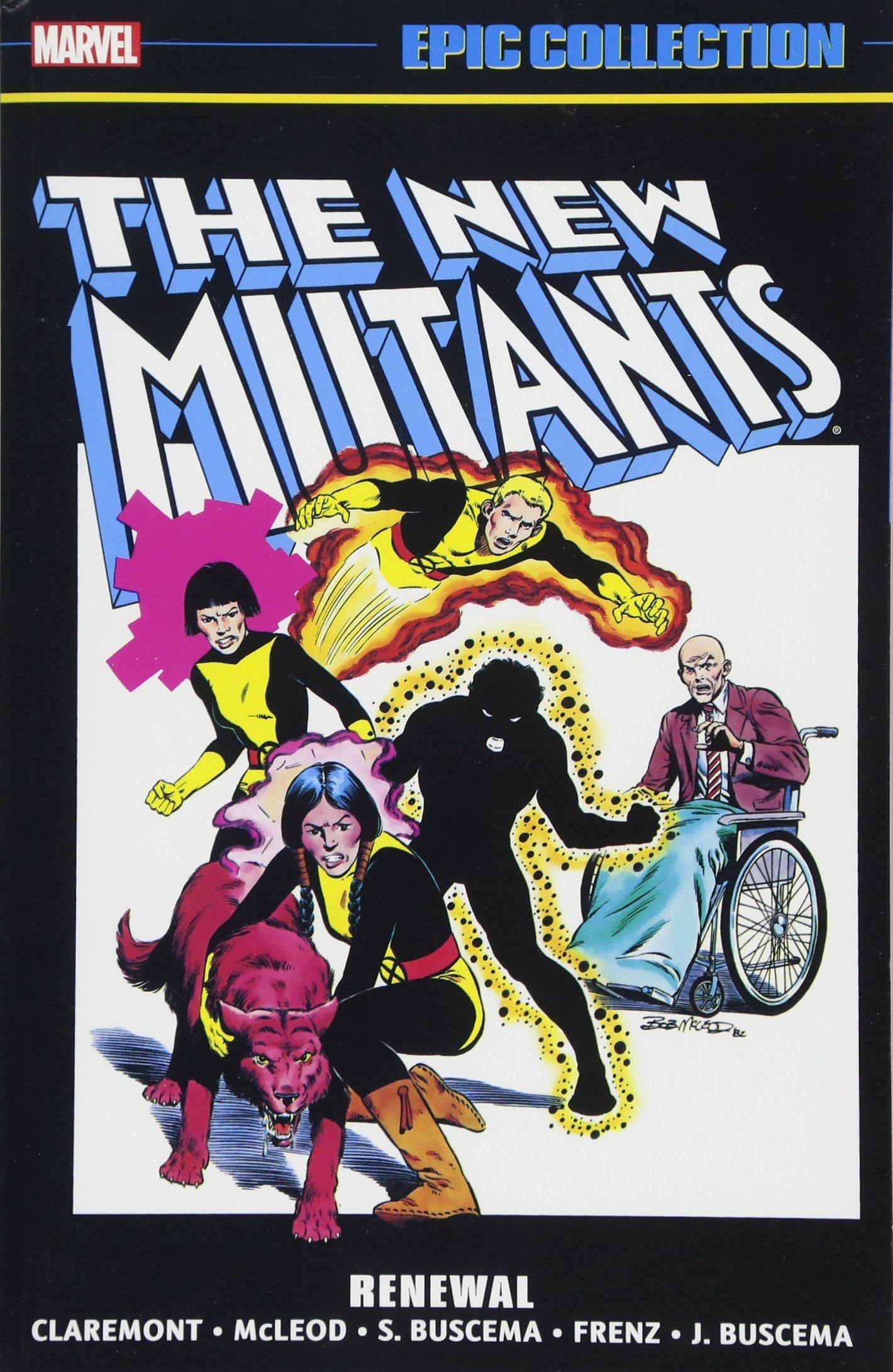 New Mutants 1983 series annual # 3 very fine comic book