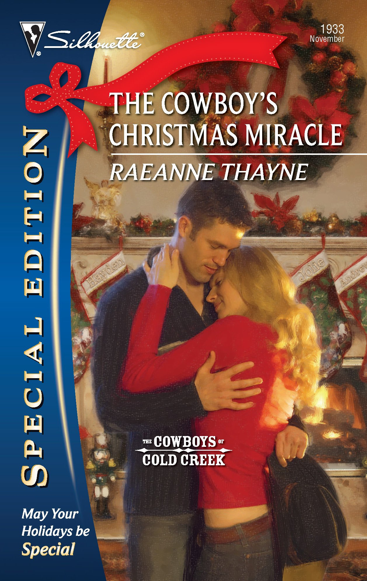 The Cowboy's Christmas Miracle (The Cowboys Of Cold Creek) ebook