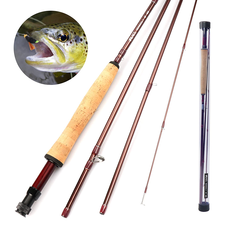 RUNCL フライフィッシングロッドリールコンボ Rod シーガルI RUNCL Fly Fishing Rod SEAGULL SEAGULL I (9', 5#) B07F8Q1BWT, 特注看板屋:1e663fe0 --- ferraridentalclinic.com.lb