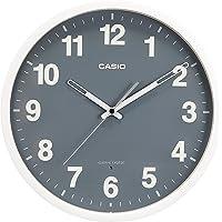 卡西欧(casio) 座钟・挂钟 白色/灰色 30.5×30.5×5.1cm(尺寸) iq-1012j-8jf