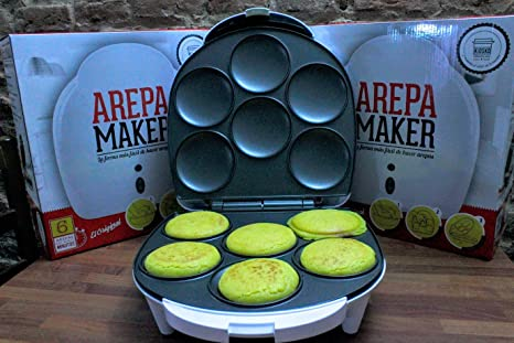 Imagen no disponible del. Color: Arepa Maker