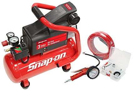 Snap-on 870931 3 gallon Kit de compresor de aire