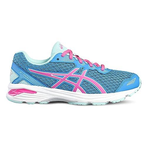 Zapatilla Running niña Asics GT-1000 5 GS: Amazon.es: Zapatos y complementos