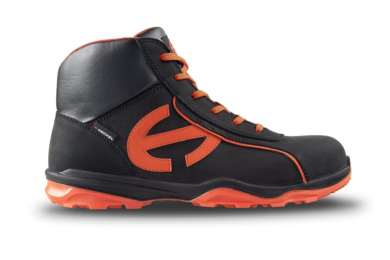 Heckel Sicherheitsschuhe RUN-R 300 Schwarz/Orange High S3 SRC 44 Schwarz/Orange 300 Schwarz/Orange 02cb3b