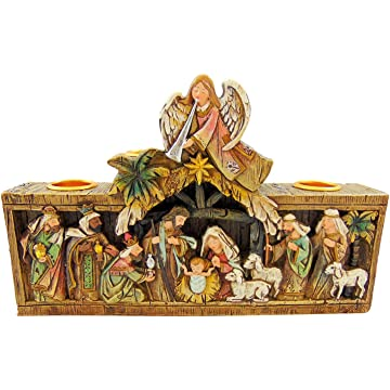 buy CB Gift Avalon Gallery Advent Candleholder