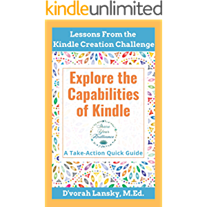 Explore the Capabilities of Kindle