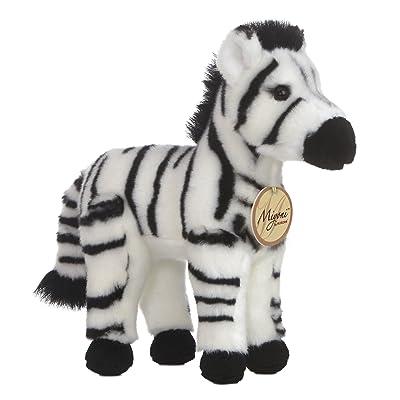 "Aurora World Miyoni 11\"" Zebra: Toys & Games [5Bkhe0906629]"