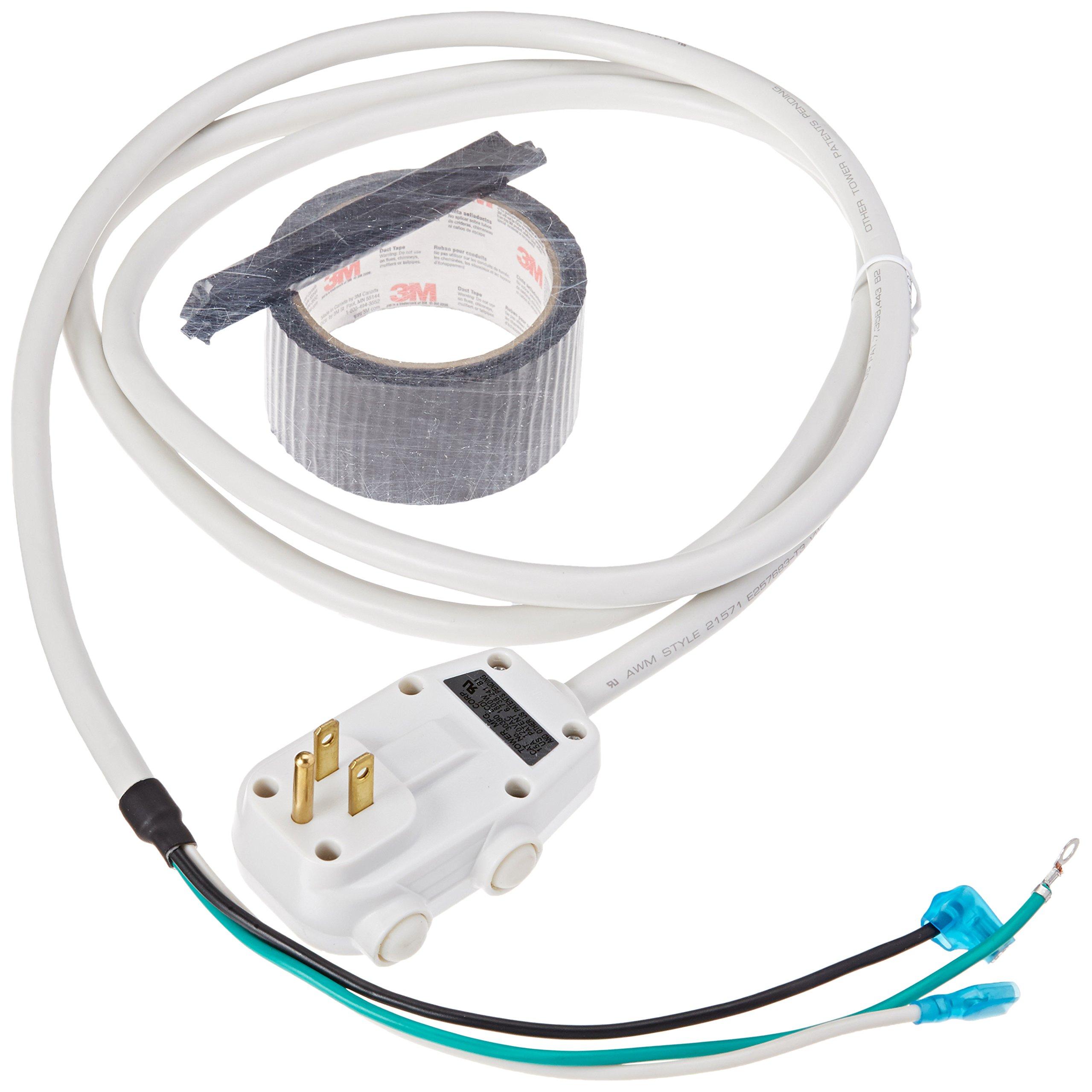 Frigidaire 5304459120 Air Conditioner Power Cord