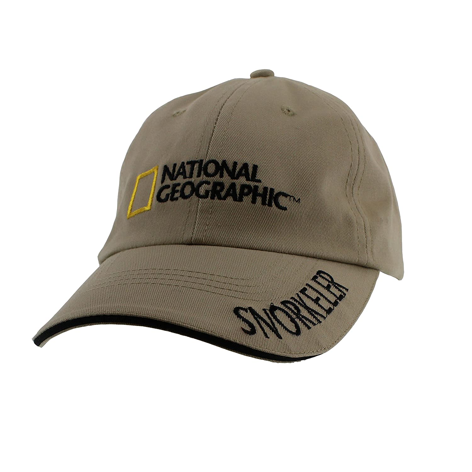 National Geographic Snorkeler Dive Hat Khaki