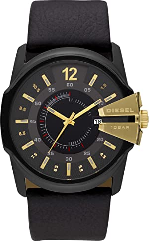 Diesel Men's Master Chief Stainless Steel Quartz Watch