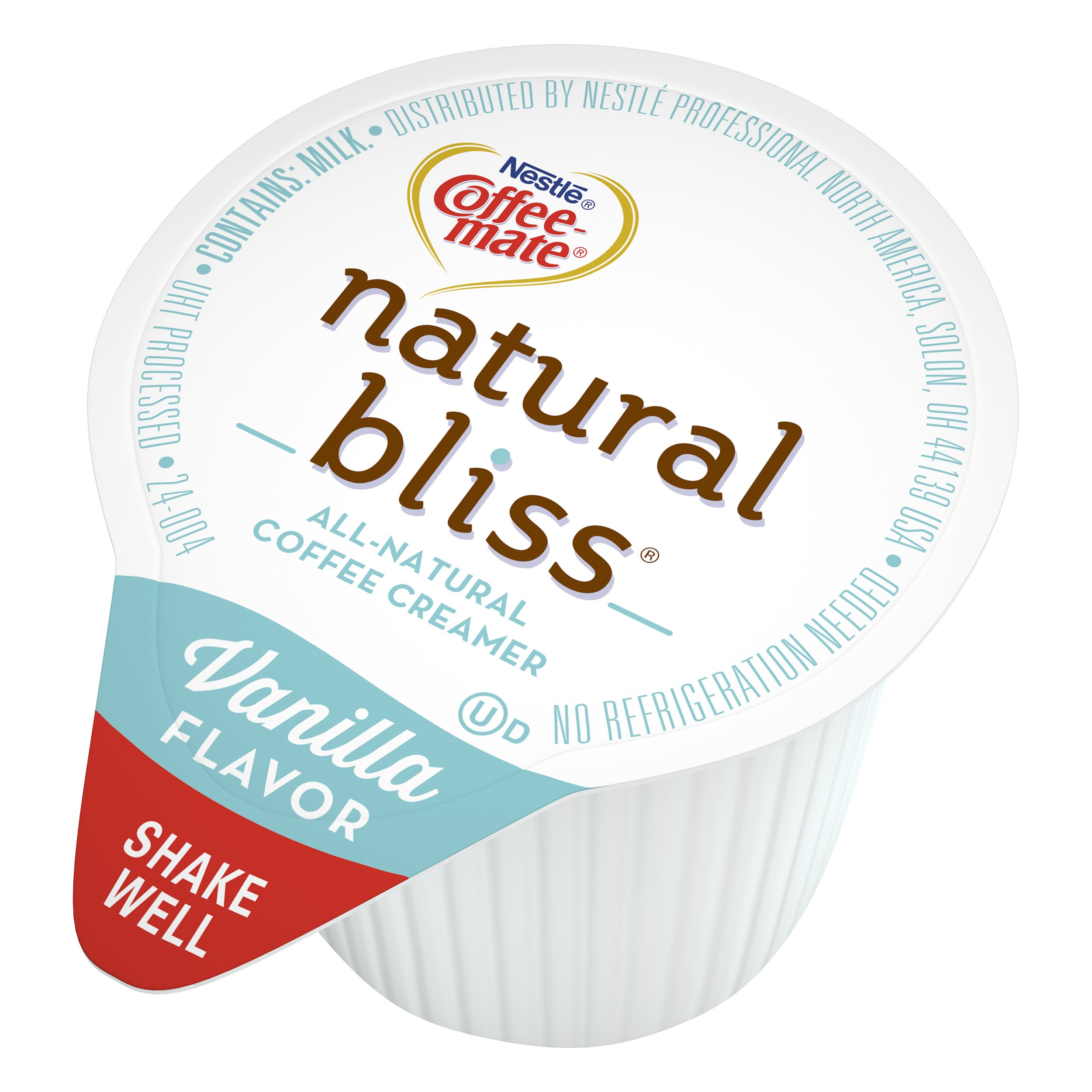 Nestle Coffee-mate Coffee Creamer, Natural Bliss, liquid creamer singles,180 Count (Pack of 1) by Nestle Coffee Mate (Image #2)