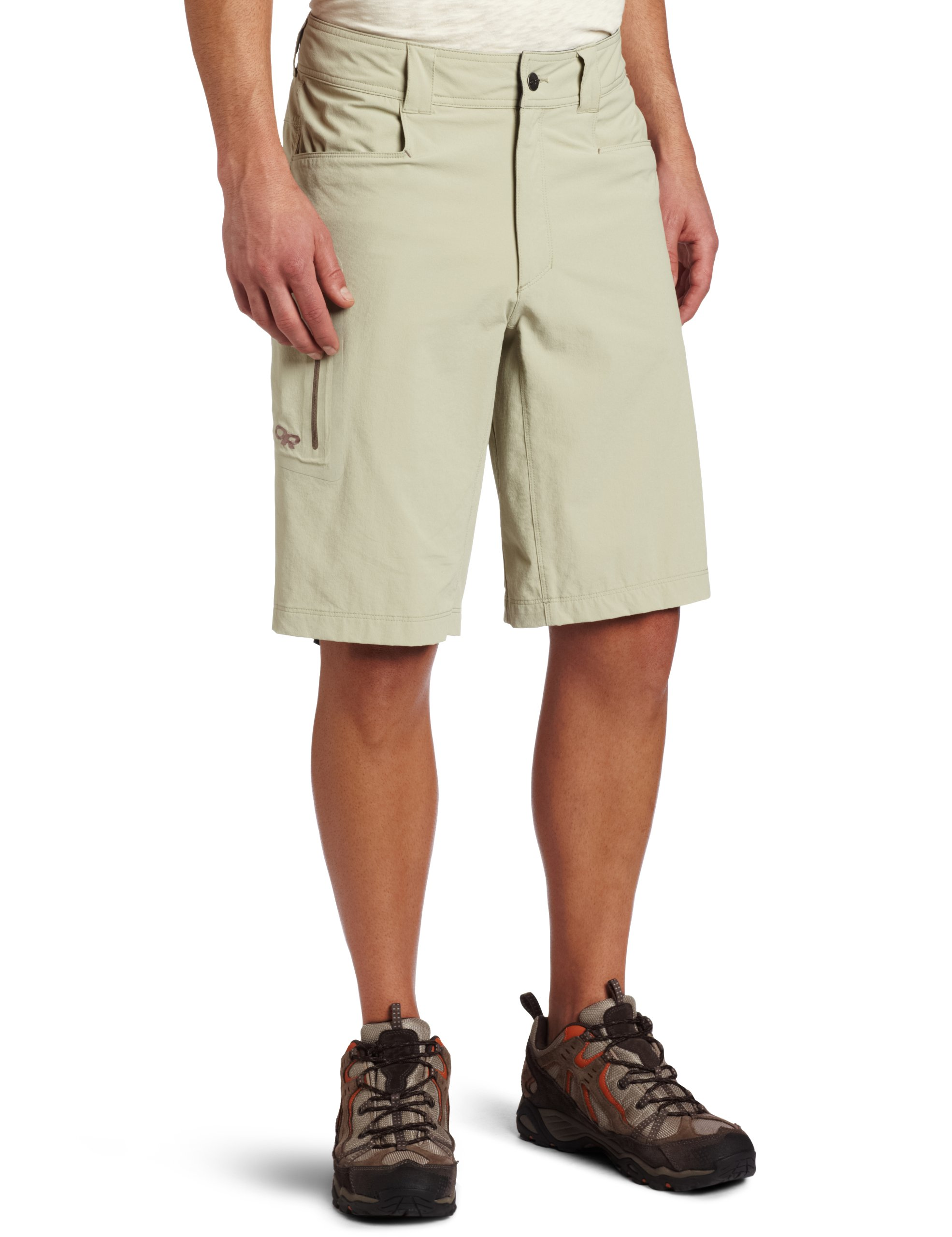 "Outdoor Research Men's Ferrosi 12"" Shorts, Cairn, 30"