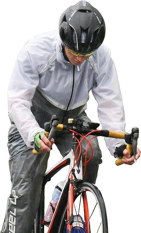 Impermeable Impermeable Bicicleta, Top + Pantalones Traje Ropa ...