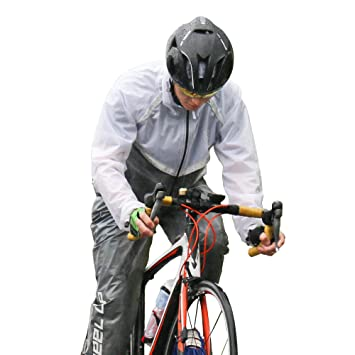 weiwei Waterproof Bicycle Raincoat 32b78ce53