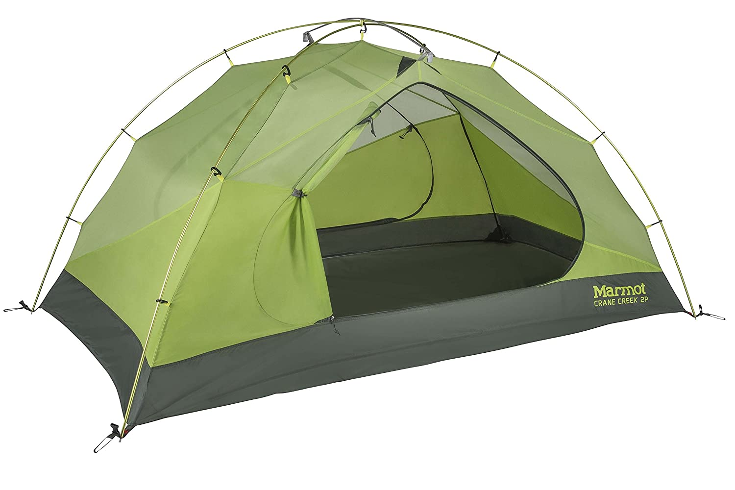 Marmot Crane Creek Backpacking and Best Instant Tent