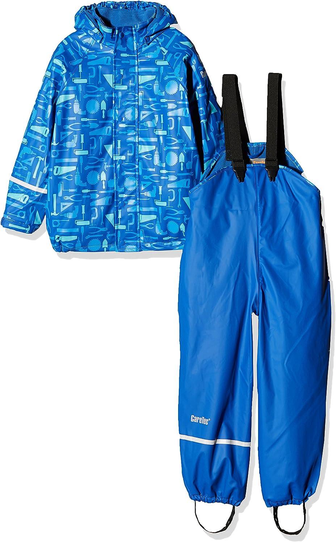 CareTec Girls 4003 Rain Jacket