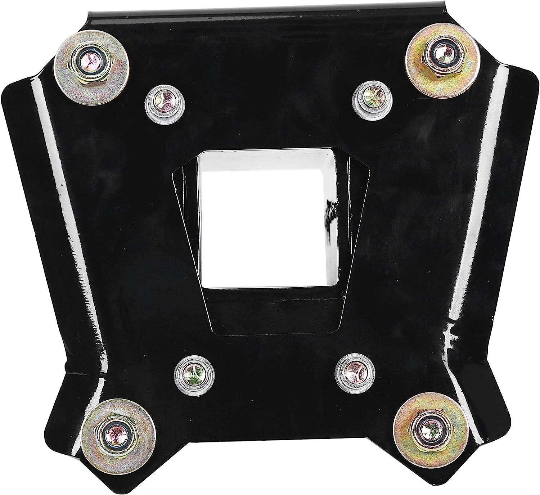 Silver Hose /& Stainless Purple Banjos Pro Braking PBF4317-SIL-PUR Front Braided Brake Line