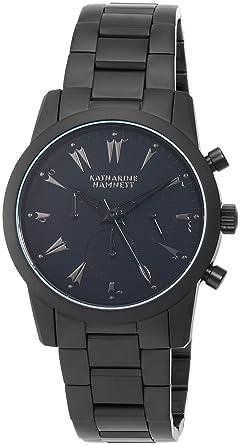 sale retailer 6c9be 91812 Amazon | [キャサリンハムネット]KATHARINE HAMNETT 腕時計 ...