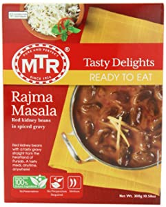 MTR Rajma Masala, 10.58-Ounce Boxes (Pack of 10)