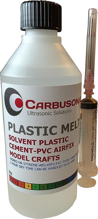 Kunststoff Zement Schweißen Klebstoff Plexiglas Acryl Hobby Crafts Diy 250 Ml Styrol Abs Baumarkt