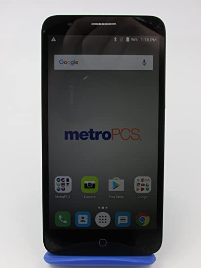 ALCATEL FIERCE4 MetroPCS UNLIMITED TALK-TEXT-LTE DATA