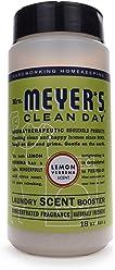 Mrs. Meyer's Clean Day Laundry Scent Booster, Lemon Verbena, 18 oz