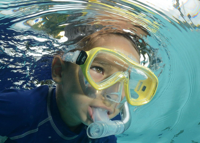 Cressi Gafas de Snorkeling Unisex ni/ños