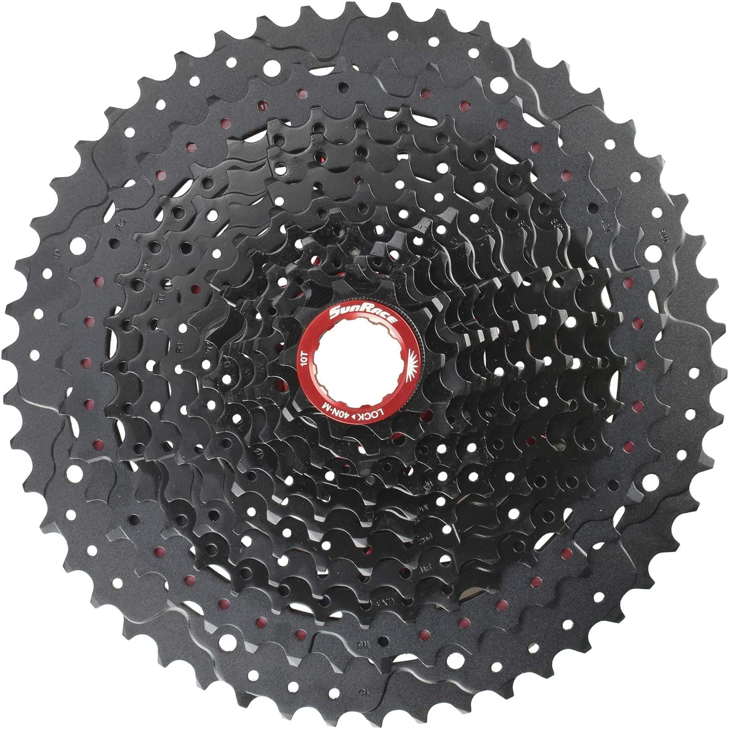 Sunrace Mountain Bicycle freewheel MTB XD Cassette 12speed 10-50T For XD hubs on