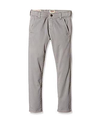 2428d3fb9a4af Pantalon chino Levi's enfant NF22227 Gris: Amazon.fr: Vêtements et ...