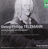 ゲオルク・フィリップ・テレマン:音楽による礼拝 第6集