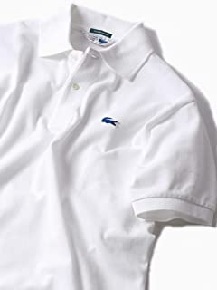 70s Drop Tail Polo 112-11-5021: White