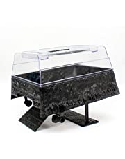 Penn-Plax Reptology Turtle Topper Above-Tank Basking Platform and Dock