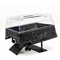 Penn-Plax Decorative Turtle Topper/Basking Platform, 14 inch Wide