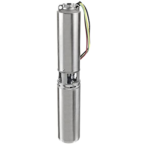 WAYNE T51S10-4 1/2 HP, 2-Wire, 115-Volt Deep Well Stainless