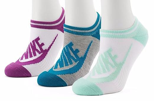 Nike Para Mujer De Algodón Dri-fit No Presentación De La Ficha Calcetines Para Las Mujeres