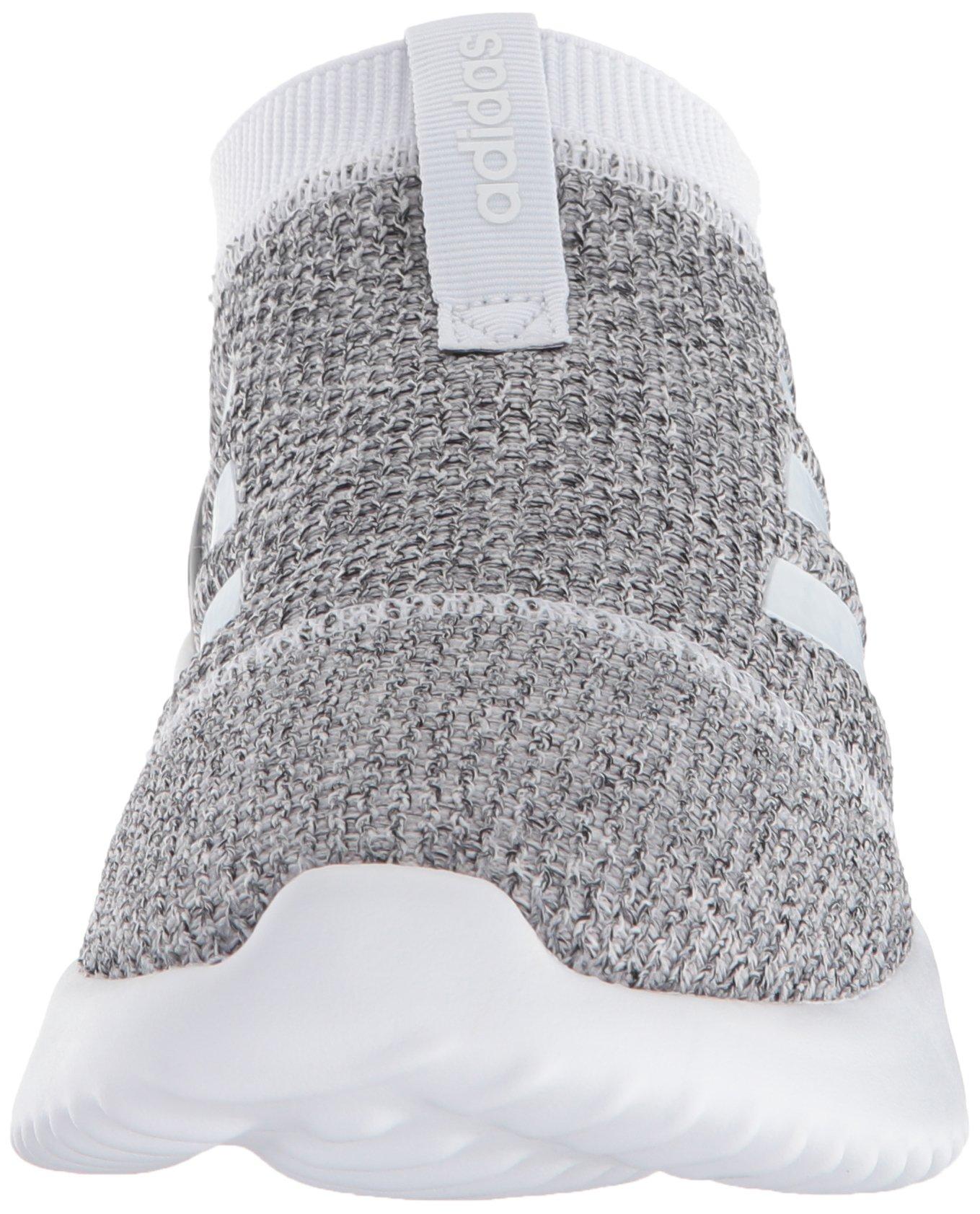adidas Women's Ultimafusion Running Shoe, White/White/Black, 8 M US by adidas (Image #4)
