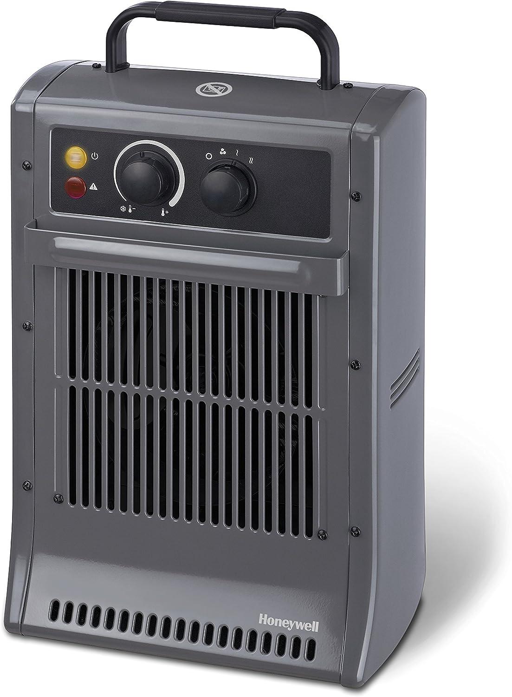 honeywell personal heater fan not working