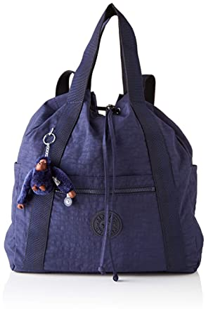 Kipling - Art Backpack M, Mochilas Mujer, Azul (Active Blue): Amazon.es: Equipaje