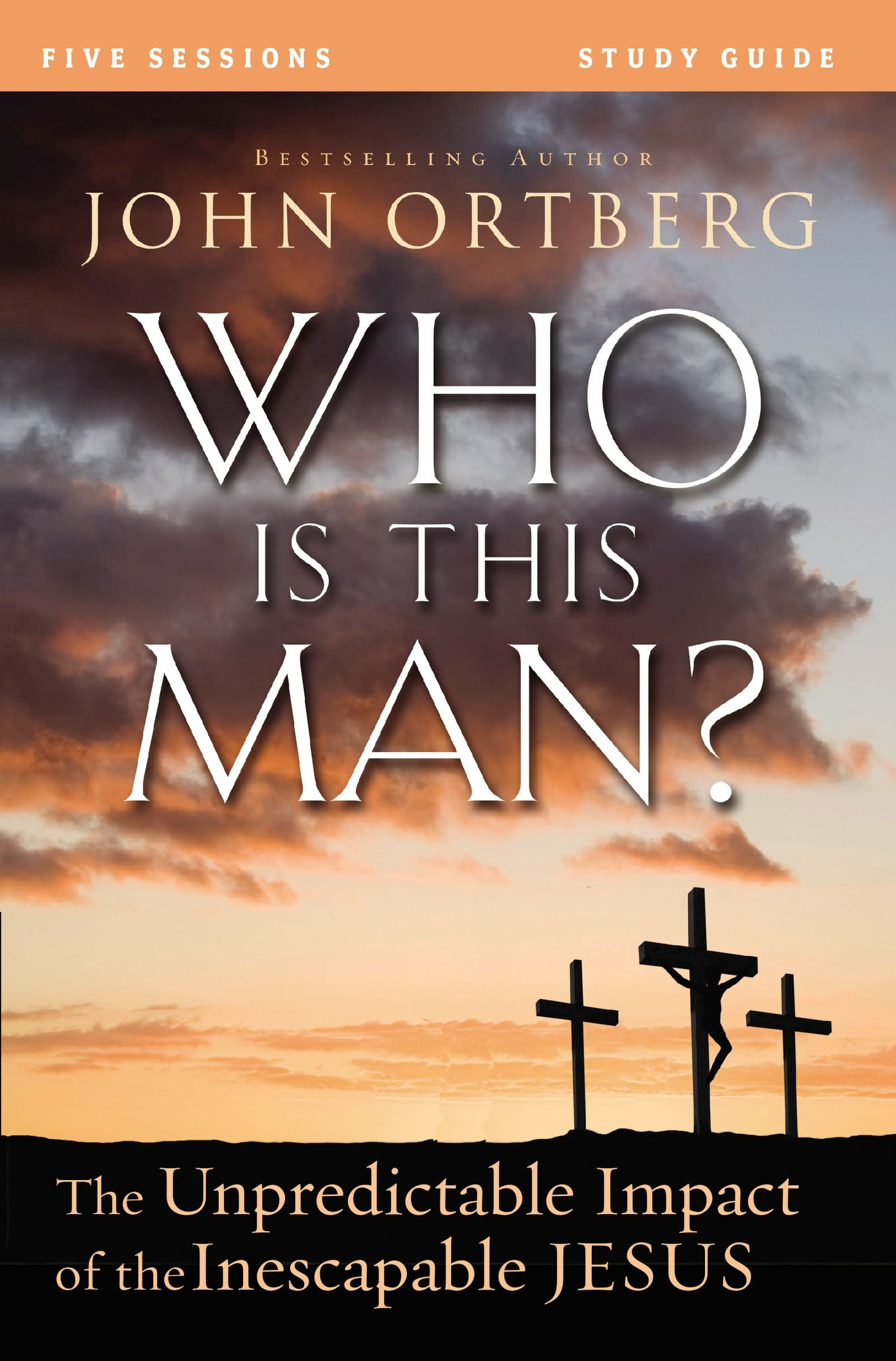Who Is This Man? Study Guide with DVD: The Unpredictable Impact of the  Inescapable Jesus: John Ortberg, Christine Anderson: 0025986824969:  Amazon.com: Books